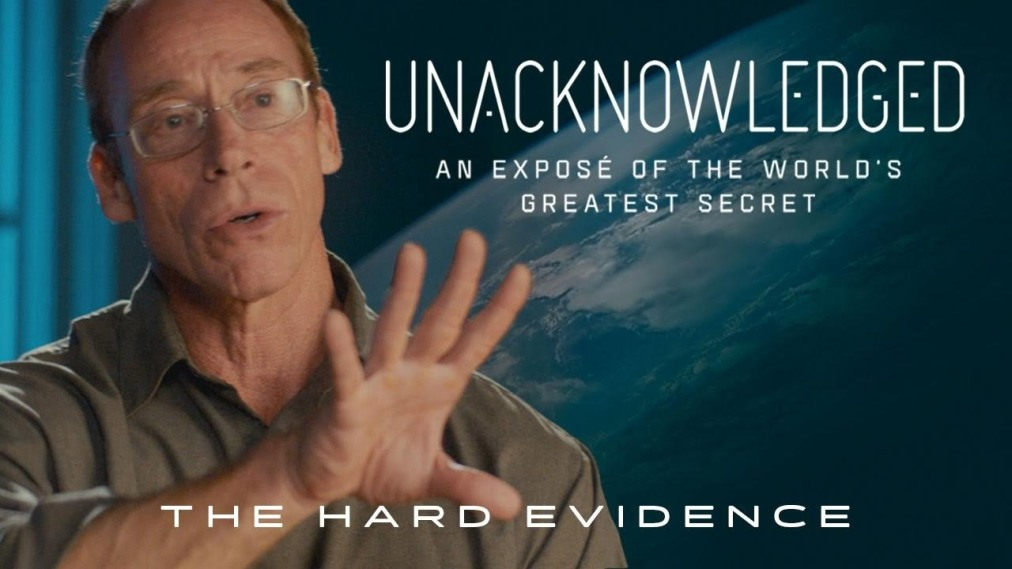 Recommendation: Unacknowledged, a documentary onNetflix