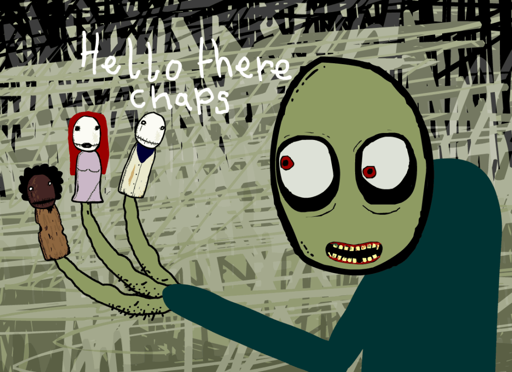 Salad Fingers Explained: 30 Mind-Blowing Minutes of Horror
