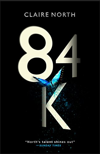 84k by Claire North cover