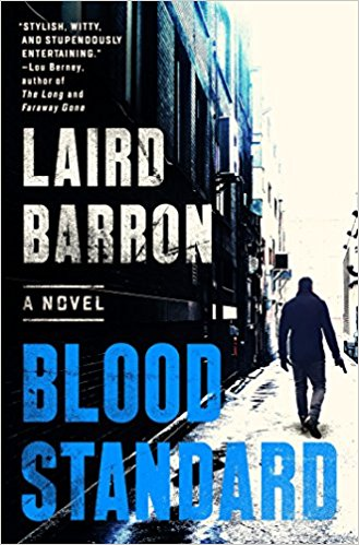 Blood Standard by Laird Barron Cover