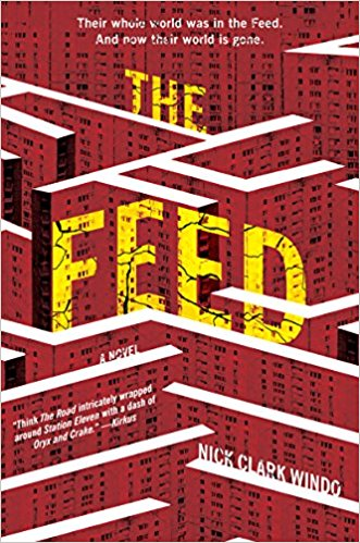 The Feed by Nick Clark Windo Cover