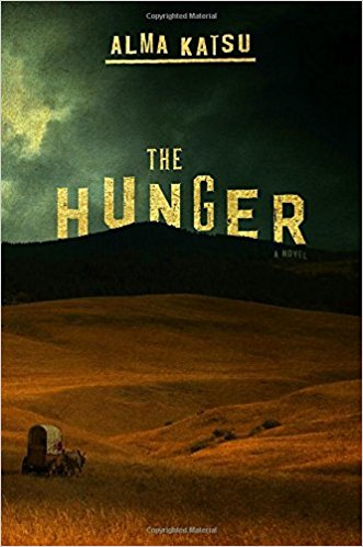 The Hunger by Alma Katsu Cover